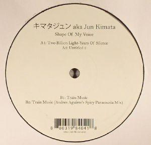 KIMATA, Jun - Shape Of My Voice