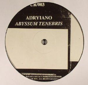 ADRYIANO - Abyssum Tenebris
