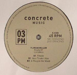MULLER, Florian - Finally EP