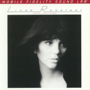 RONSTADT, Linda - Heart Like A Wheel (reissue)
