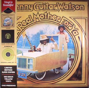 WATSON, Johnny Guitar - A Real Mother For Ya (reissue)