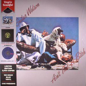 WATSON, Johnny Guitar - Ain't That A Bitch (reissue)