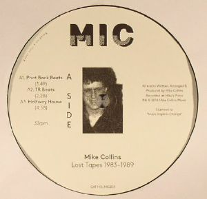 COLLINS, Mike - Lost Tapes 1983-1989