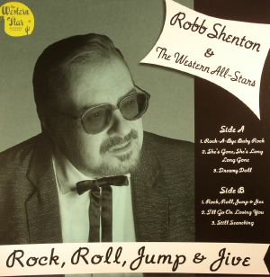 SHENTON, Robb & THE WESTERN ALL STARS - Rock Roll Jump & Jive