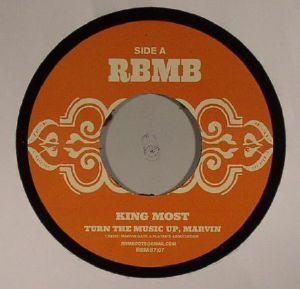 KING MOST - Turn The Music Up Marvin