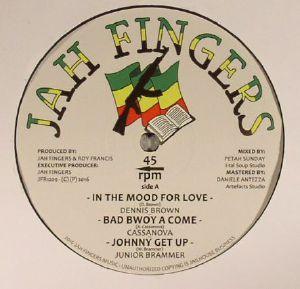 BROWN, Dennis/CASSANOVA/JUNIOR BRAMMER/BUNK I/MIXING LAB ALLSTARS - In The Mood For Love