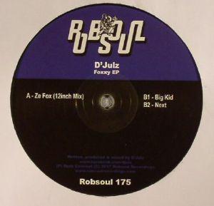D JULZ - Foxxy EP