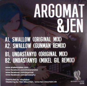 ARGOMAT/JEN - Swallow