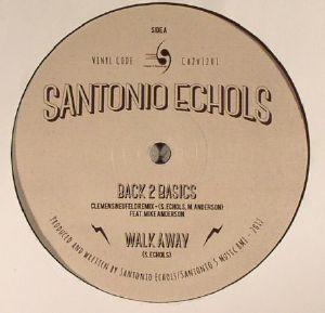 ECHOLS, Santonio/ORLANDO VOORN/MOIRE PATTERNS - Back 2 Basics Vol 1