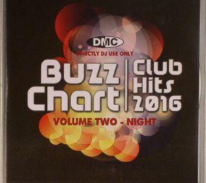 VARIOUS - Buzz Chart Club Hits 2016 Volume 2: Night (Strictly DJ Only)