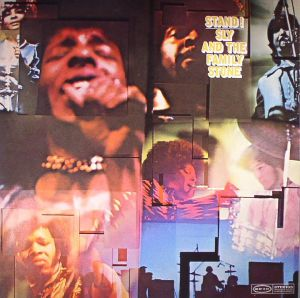 SLY & THE FAMILY STONE - Stand! (reissue)