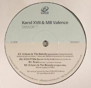 KAROL XVII/MB VALENCE - Session 1