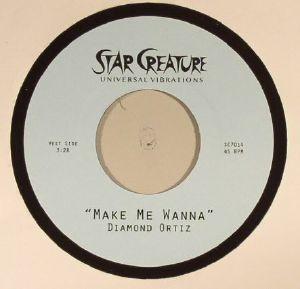 DIAMOND ORTIZ - Make Me Wanna