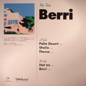 SKY TONY - Berri