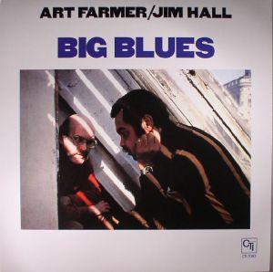 FARMER, Art/JIM HALL - Big Blues (remastered)