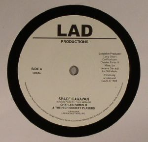 PARKS, Charles III & THE HIGH SOCIETY PLAYERS - Space Caravan