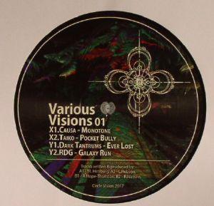 CAUSA/TAIKO/DARK TANTRUMS/RDG - Various Visions 01