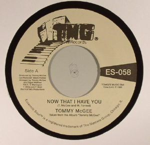 McGEE, Tommy - Now That I Have You