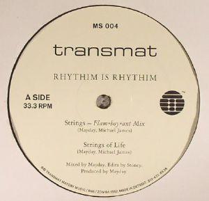 RHYTHIM IS RHYTHIM - Strings Of Life (reissue)