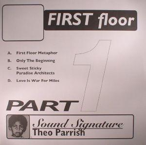 PARRISH, Theo - First Floor Part 1 (reissue)