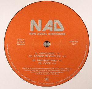 NAD aka NEW AGE DANCE - New Aural Discourse