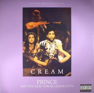PRINCE & THE NEW POWER GENERATION - Cream (reissue)