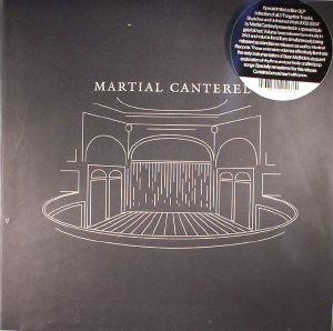 MARTIAL CANTEREL - Navigations: Forgotten Tracks Sketches & Unfinished Work Volume I-III (remastered)