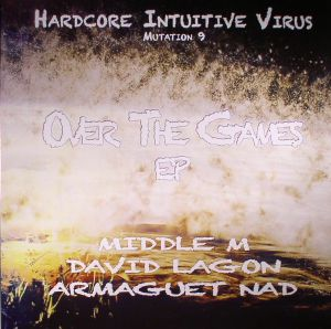 MIDDLE M/DAVID LAGON/ARMAGUET NAD - Over The Games EP