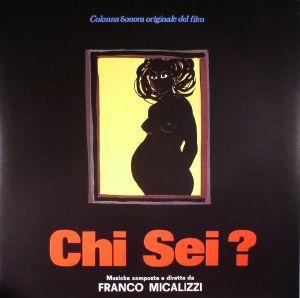 MICALIZZI, Franco - Chi Sei? (Soundtrack)