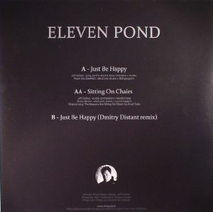ELEVEN POND - Just Be Happy
