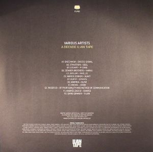 VARIOUS - A Decade Ilian Tape