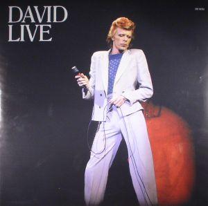 BOWIE, David - David Live (2005 mix) (remastered)