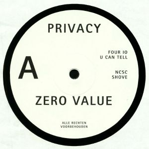 PRIVACY - Zero Value