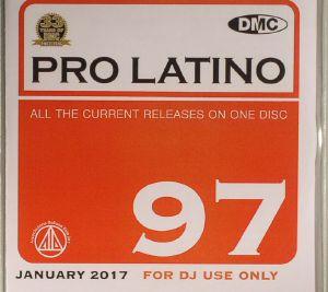 VARIOUS - DMC Pro Latino 97: January 2017 (Strictly DJ Only)