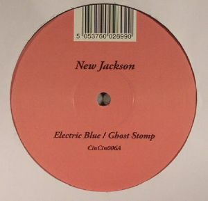 NEW JACKSON/ELLIOT LION - Electric Blue/Pearl EP