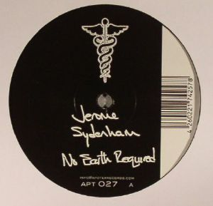 SYDENHAM, Jerome - No Earth Required