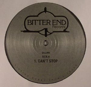 BITTER END - Can't Stop