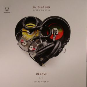 DJ PLATURN feat E DA BOSS - In Love