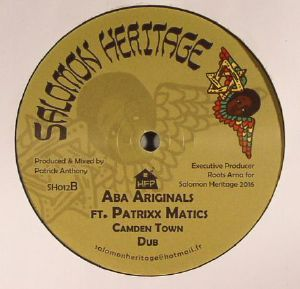 ABA ARIGINALS feat PATRIXX MATICS - Anthem