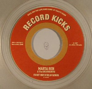 REN, Marta/THE GROOVELVETS - I'm Not Your Regular Woman (reissue)