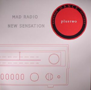 PLUSTWO - Mad Radio (Extended Dance Versions) (reissue)
