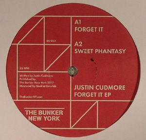 CUDMORE, Justin - Forget It EP