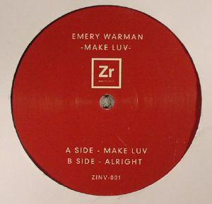 WARMAN, Emery - Make Luv