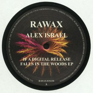 ISRAEL, Alex - If A Digital Release Falls In The Woods EP
