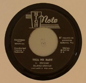 STEWART, Delano/LYN TAITT & THE JETS - Tell Me Baby