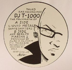 DJ T 1000 - The Polymath EP