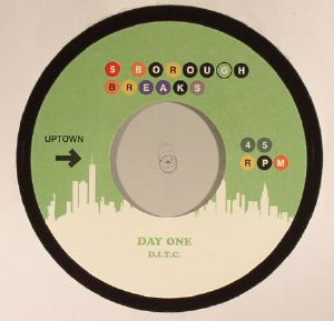 DIGGIN IN THE CRATES/OLIVER SAIN - Day One