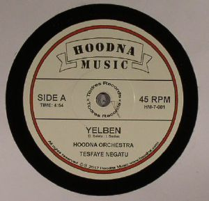 HOODNA ORCHESTRA - Yelben