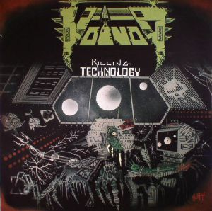 VOIVOD - Killing Technology (reissue)