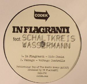 IN FLAGRANTI feat SCHALTKREIS WASSERMAN - Sample & Hold EP